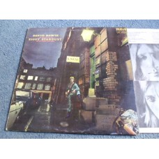 DAVID BOWIE - ZIGGY STARDUST LP + INNER - Nr MINT UK ORIG