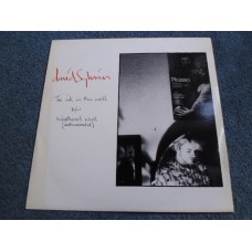 """DAVID SYLVIAN - THE INK IN THE WELL 12"""" - Nr MINT UK  JAPAN"""