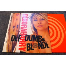 DEBORAH HARRY - DEF DUMB & BLONDE LP - Nr MINT A1/B1 UK   BLONDIE DEBBIE HARRY