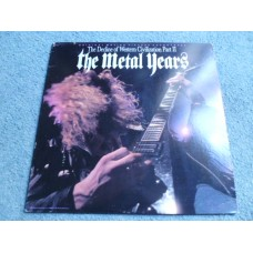 VARIOUS - THE DECLINE OF WESTERN CIVILIZATION PART II THE METAL YEARS LP - Nr MINT ROCK THRASH METAL