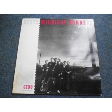 DEXYS MIDNIGHT RUNNERS - GENO LP - EXC+ A1/B1 UK