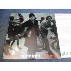 DEXYS MIDNIGHT RUNNERS - SEARCHING FOR THE YOUNG SOUL REBELS LP - Nr MINT A1/B1 UK