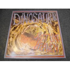 "DINOSAUR JR - JUST LIKE HEAVEN Etched 12"" - Nr MINT A1 UK ROCK INDIE"