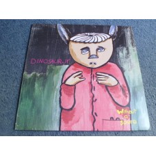 DINOSAUR JR - WITHOUT A SOUND LP - Nr MINT 1994  GRUNGE INDIE