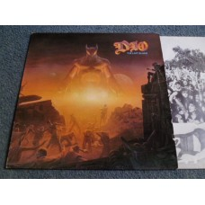 DIO - THE LAST IN LINE LP - Nr MINT A2/B2 UK   PURPLE SABBATH