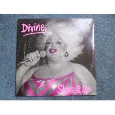 "DIVINE - SHAKE IT UP 12"" - Nr MINT A1 UK  DANCE POP ELECTRONICA"