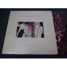 THE DOLPHIN BROTHERS - CATCH THE FALL LP - Nr MINT A1 UK  JAPAN NEW WAVE SYNTH POP ELECTRONICA