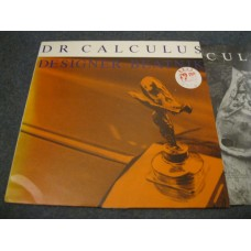 DR CALCULUS - DESIGNER BEATNIK LP - EXC+ UK ELECTRONICA AMBIENT STEPHEN DUFFY