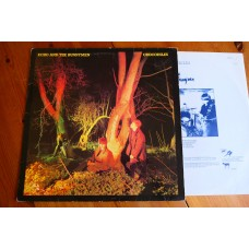ECHO AND THE BUNNYMEN - CROCODILES LP - Nr MINT/EXC+ A1/B1 UK  INDIE POST PUNK
