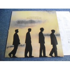 ECHO & THE BUNNYMEN - SONGS TO LEARN & SING LP - Nr MINT A1/B3  INDIE