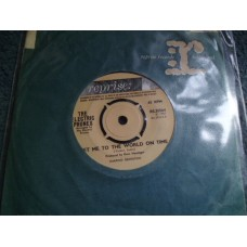 "THE ELECTRIC PRUNES - GET ME TO THE WORLD ON TIME 7"" - EXC+ UK 1967 PSYCH"