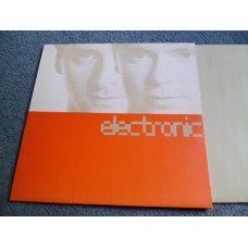 ELECTRONIC - DEBUT LP - Nr MINT A1/B1 UK INDIE NEW ORDER SMITHS JOHNNY MARR