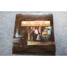 ELTON JOHN - DON'T SHOOT ME, I'M ONLY THE PIANO PLAYER LP - Nr MINT A3 UK