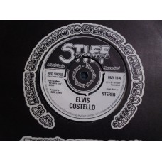 "ELVIS COSTELLO - RED SHOES 7"" - Nr MINT NEW WAVE PUNK"