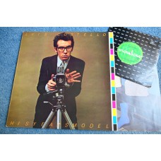 ELVIS COSTELLO - THIS YEAR'S MODEL LP - Nr MINT A3/B1 UK  PUNK NEW WAVE