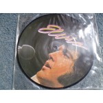"ELVIS PRESLEY - THE SOUND OF YOUR CRY Picture Disc 7"" - Nr MINT UK"
