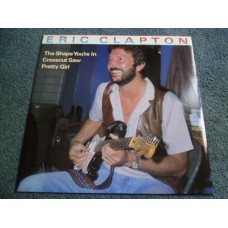 "ERIC CLAPTON - THE SHAPE YOU'RE IN 12"" - Nr MINT A1/B1 UK  ROCK"