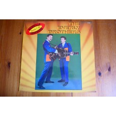 THE EVERLY BROTHERS - NASHVILLE TENNESSEE NOVEMBER 9 1955 LP - Nr MINT