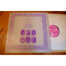 FAIRPORT CONVENTION - LIEGE AND LIEF LP - Nr MINT/EXC+ A1/B1 UK ORIGINAL ISLAND PINK i