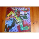 THE FALL - THE WONDERFUL AND FRIGHTENING WORLD OF THE FALL LP - Nr MINT A1 UK  INDIE POST PUNK