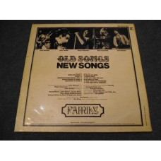FAMILY - OLD SONGS NEW SONGS LP - EXC+/Nr MINT A1/B1mtx UK ORIGINAL  PROG