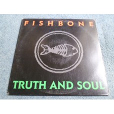 FISHBONE - TRUTH AND SOUL LP - Nr MINT US  FUNK PUNK