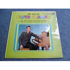 FLOYD CRAMER - THE BEST OF LP - Nr MINT/EXC+ UK  ROCK 'N' ROLL COUNTRY ELVIS PRESLEY