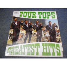 FOUR TOPS - GREATEST HITS LP - Nr MINT A1/B1 UK ORIG  SOUL MOTOWN