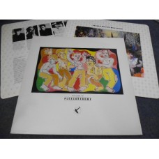FRANKIE GOES TO HOLLYWOOD - WELCOME TO THE PLEASUREDOME 2LP - EXC+ UK ZTT