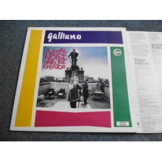 GALLIANO - A JOYFUL NOISE UNTO THE CREATOR LP - Nr MINT A1/B1  RAP FUNK ACID JAZZ