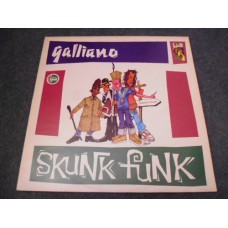"GALLIANO - SKUNK FUNK 12"" - Nr MINT UK  RAP HIP HOP ACID JAZZ"
