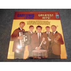 GARY LEWIS AND THE PLAYBOYS - GREATEST HITS! LP - Nr MINT POP ROCK 1960's