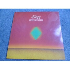 GORDON GILTRAP - ELEGY LP - Nr MINT- A1/B1 UK ROCK FOLK