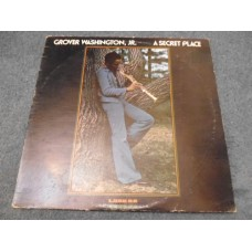 GROVER WASHINGTON JR - A SECRET PLACE LP - Nr MINT  JAZZ