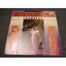 GROVER WASHINGTON JR - GREATEST PERFORMANCES LP - Nr MINT/EXC+ A2/B1   JAZZ