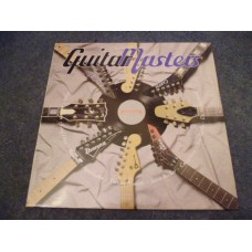 VARIOUS - GUITAR MASTERS LP - Nr MINT  THRASH HEAVY METAL