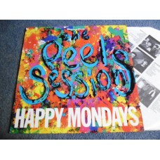 HAPPY MONDAYS - THE PEEL SESSIONS LP - Nr MINT A1/B1 UK INDIE MADCHESTER