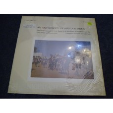HAUSA - NIGERIA-HAUSA MUSIC 1 - THE MUSIC OF NIGERIA LP - Nr MINT AN ANTHOLOGY OF AFRICAN MUSIC