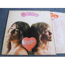 HEART - DREAMBOAT ANNIE LP - EXC/VG+ UK