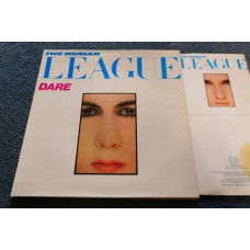 THE HUMAN LEAGUE - DARE LP - Nr MINT UK INDIE ELECTRONICA