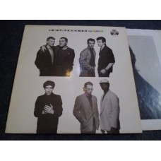 IAN DURY & THE BLOCKHEADS - LAUGHTER LP - Nr MINT A1 UK STIFF PUNK INDIE WILKO