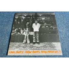 IAN DURY - NEW BOOTS AND PANTIES LP - Nr MINT/EXC+ UK PUNK INDIE
