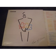 ICEHOUSE - MAN OF COLOURS LP - Nr MINT A1/B1 UK