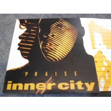 INNER CITY - PRAISE 2LP - Nr MINT A2 UK GARAGE HOUSE DANCE ELECTRONICA