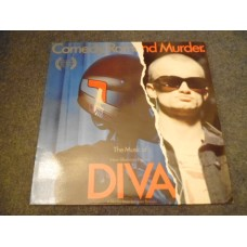 VLADIMIR COSMA - DIVA Soundtrack LP - Nr MINT A1/B1 UK  ELECTRONICA