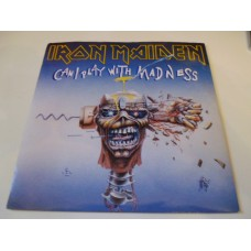 "IRON MAIDEN - CAN I PLAY WITH MADNESS 7"" - Nr MINT/EXC UK PIC SLEEVE  HEAVY METAL"