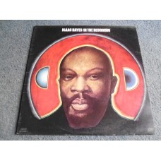 ISAAC HAYES - IN THE BEGINNING LP - Nr MINT A2/B2 UK  SOUL FUNK