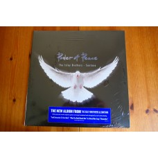 THE ISLEY BROTHERS & SANTANA - POWER OF PEACE 2LP - MINT SEALED 2017 INCLUDES DOWNLOAD