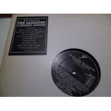 THE JACKSONS - EPIC HITS FROM THE JACKSONS AND MICHAEL JACKSON LP - Nr MINT A1 UK  MICHAEL JACKSON