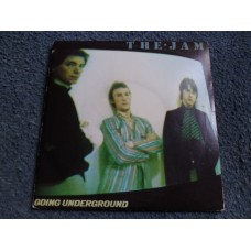 "THE JAM - GOING UNDERGROUND 2x7"" - Nr MINT  PUNK MOD PAUL WELLER"